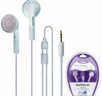 森麦 SM-SE703耳塞式音乐学习机耳机MP3平板电脑手机无麦耳塞耳机