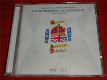 Thames Diamond Jubilee Pageant Official Album 欧版开封 b3959