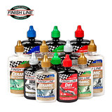 Finish Line Finish Chain Oil Mountain Road Bicycle Lubricant Ceramic Dry and Wet Maintenance