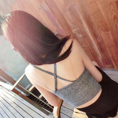 性感纯棉半身瑜伽运动x吊带背心女打底短款露脐修身小高腰半截夏
