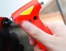 二合一安全锤 应急逃生安全锤 车用救生锤 多功能安全锤