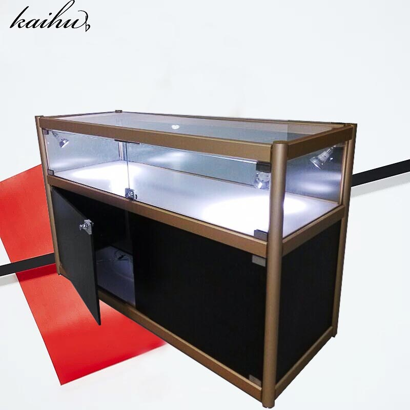 玻璃烟酒柜