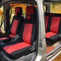 Wuling light seat cover 6376NF Hongguang S V seat cover Wuling rongguang van four seasons all surrounded by seven 7/8 seat