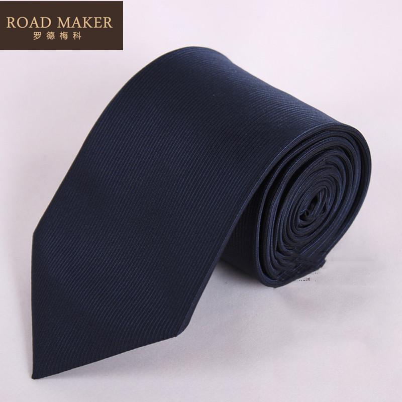职业装团体领带 男士结婚礼盒领带 正装商务领带 罗德梅科