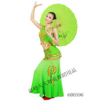 National costume, Dai costume, stage costume