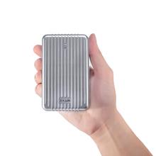 Zendure  A8 qc3.0快速充电宝充电器头移动电源20000毫安超大容量
