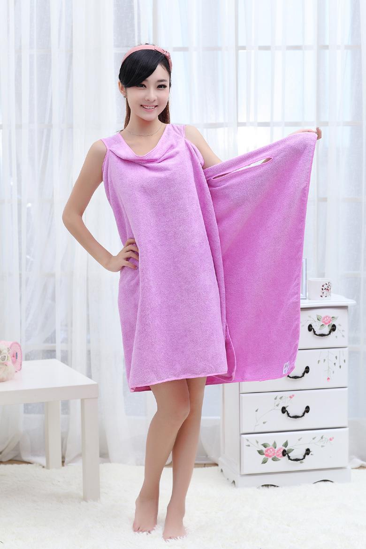 百变创意浴巾