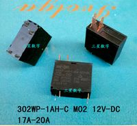 Microwave Oven Relay 302WP-1AH-C M02 12V-DC 17A-20A Relay 17-20A