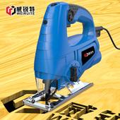 威锐特电动曲线锯家用电锯多功能拉花钢丝线锯DIY切割机木工工具