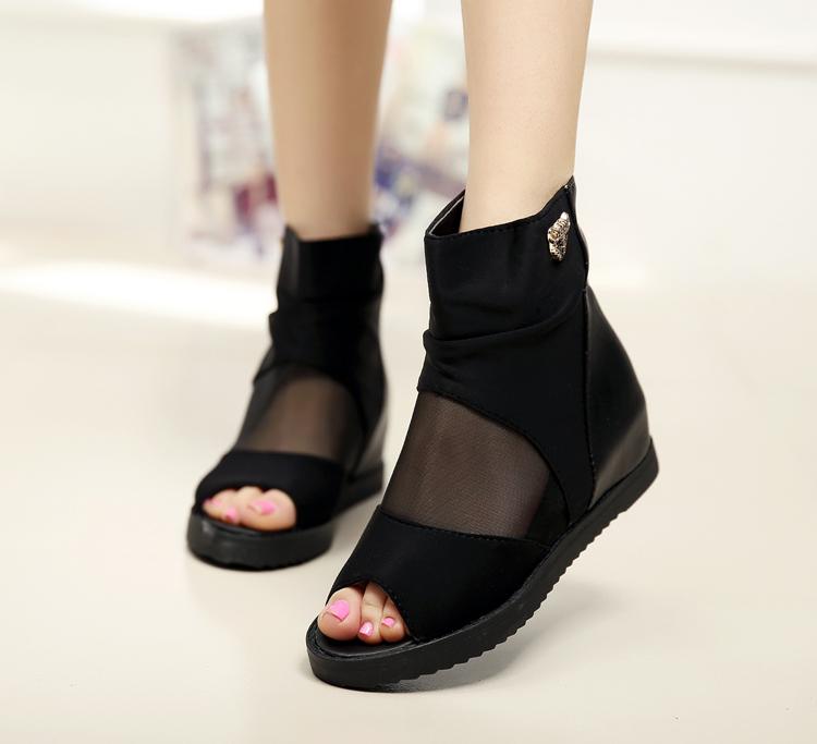 短靴中筒靴包邮