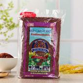 泰国进口 金怡红糙米1kg/袋 糙米红米红粳米血稻糙米五谷杂粮