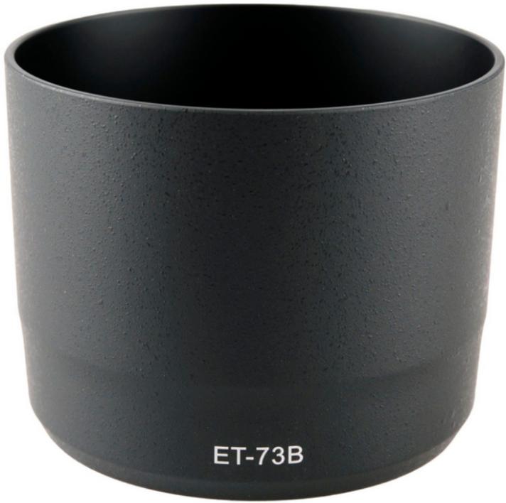 包邮 ET-73B适用佳能EF 70-300mm f/4-5.6L IS USM胖白遮光罩67MM