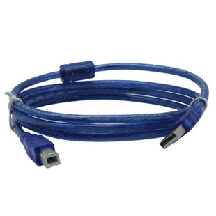 佳能/东芝/京瓷/夏普/理光/施乐复印机连接线 USB打印机线 数据线