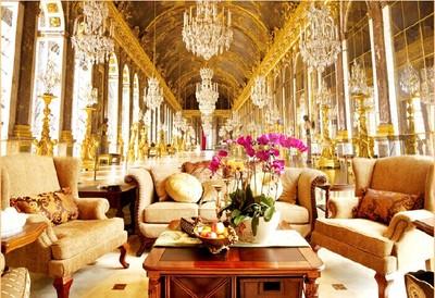 欧式宫廷宫殿大型3D立体壁画墙纸客厅沙发卧室电视背景墙壁纸定制正品热卖