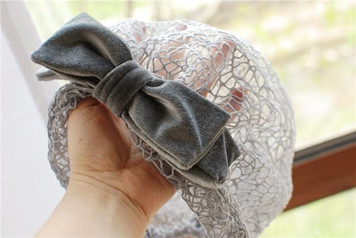 夏季包头帽 女帽夏天 薄款透气网眼帽 时装 帽 夏天头巾帽