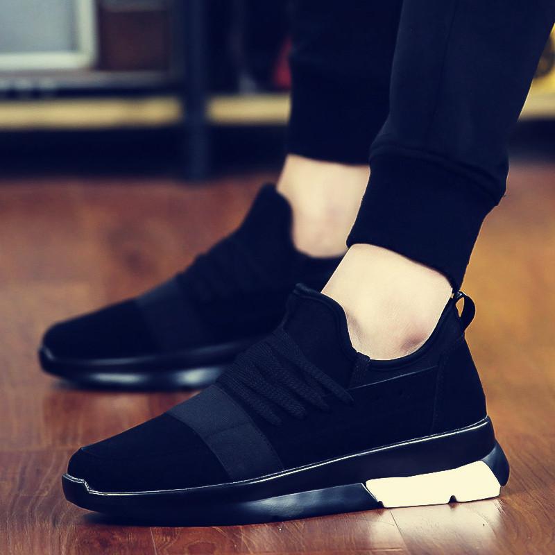 韩版松榚鞋