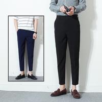 英伦男装9分裤