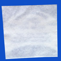 7.5*7.5 10*10cm medical absorbent cotton pad wound non-stick non-invasive mouth bleeding application aspirate tablets