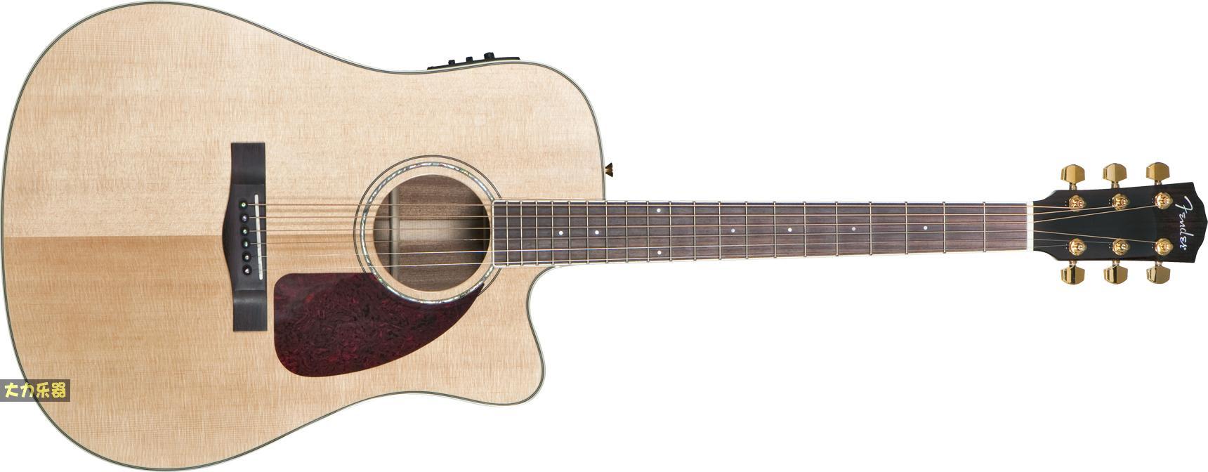 美国芬达吉他