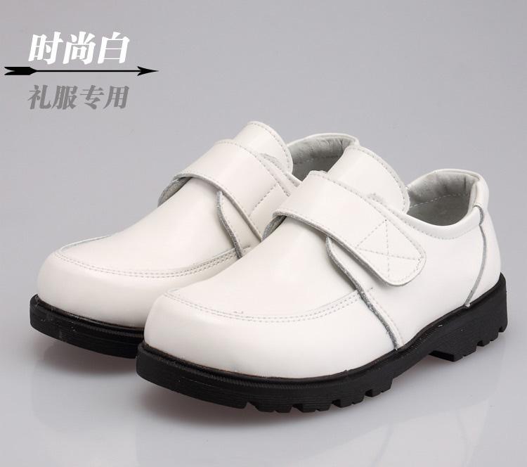 全皮黑色单皮鞋