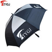 TTYGJ Golf Umbrella Windproof Double Umbrella Plus Double Umbrella Sun Umbrella Umbrella