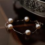 珍珠手链手工