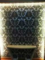 东南亚IP原装进口蓝山墙纸纯纸壁纸淡绿淡绿墨绿深蓝美式欧式