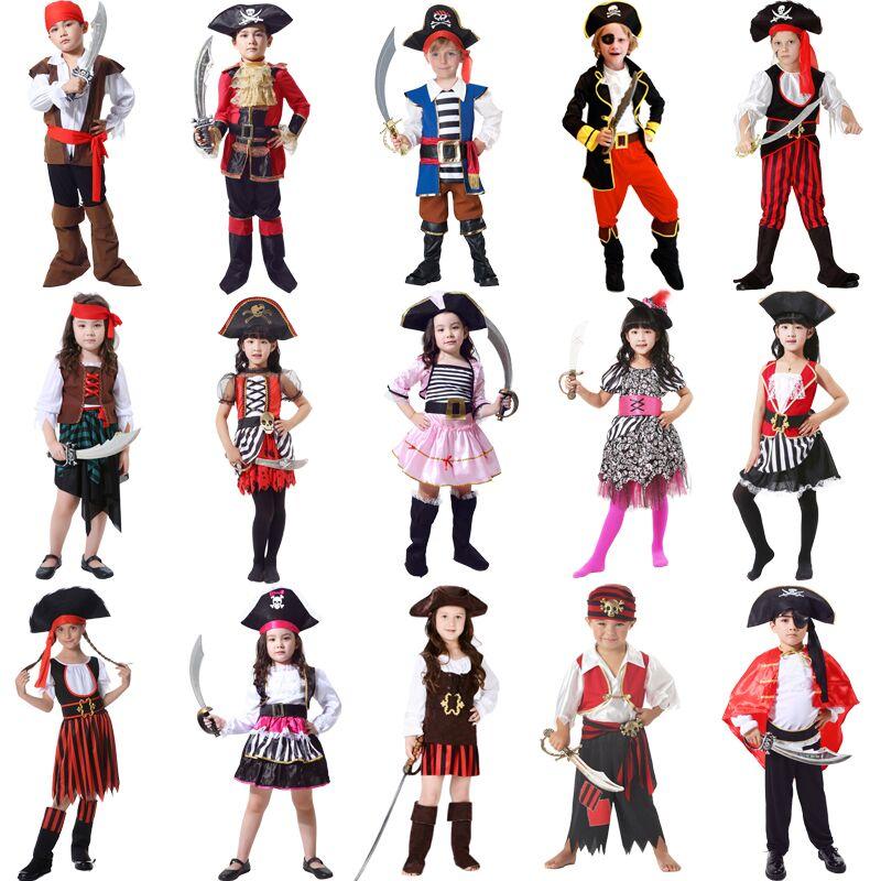 衣服演出服cosplay万圣节儿童服装