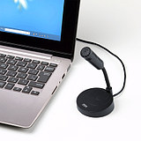 Japanese SANWA computer USB microphone omnidirectional microphone game voice desktop conference chat high-quality drive-free