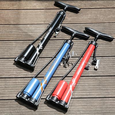 SAHOO打气筒自行车家用便携电瓶电动摩托篮球汽车通用高压打气筒