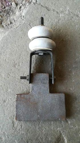 行车导电滑块 角铁滑触线集电器 耐磨双梁起重机滑块