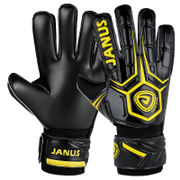 JANUS with fingertips Adult Iron Man Series Soccer goalkeeper gloves Goalkeeper gloves JA919