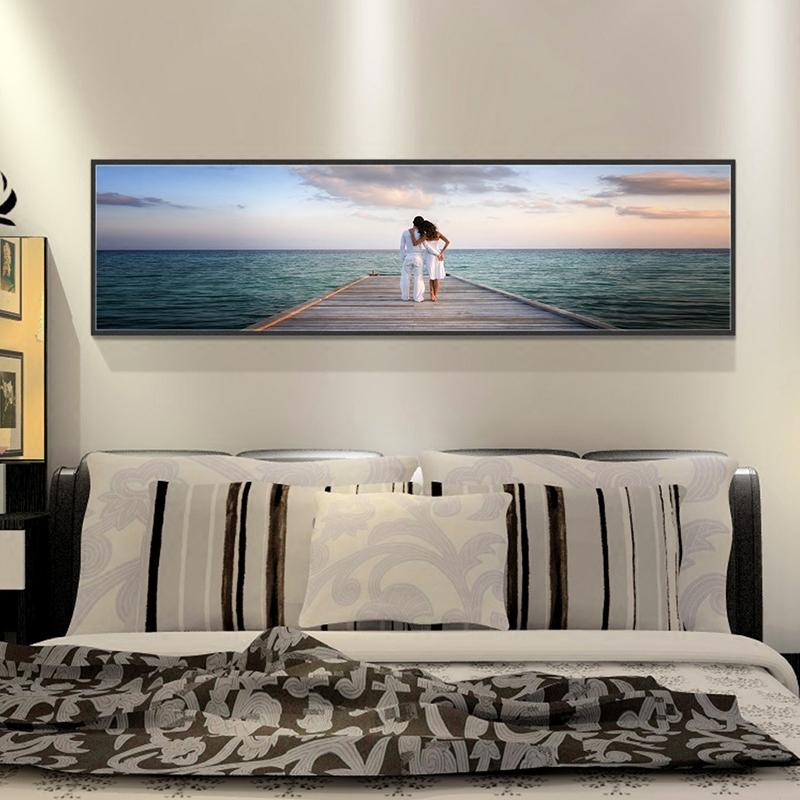 卧室温馨挂画浪漫
