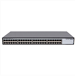 Three years UNPROFOR Wah H3C SMB-S1248 48 port is fully plug and play new Gigabit switch