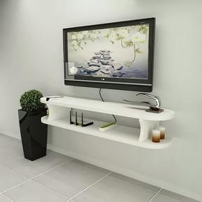 电视柜组合挂墙上机顶盒简易迷你壁挂客厅卧室挂式小户型现代简约