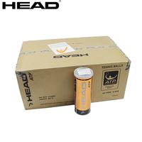海德HEAD ATP黄金球 比赛网球 铁罐3个装 耐打气足