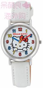 日本代购正品 Citizen西铁城凯蒂猫HK15系列 学生手表 可爱多色系