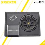美国著名汽车音响K牌KICKER超值原装低音箱组合KKP210