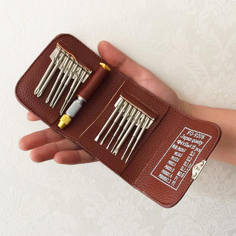 笔记本拆卸螺丝刀