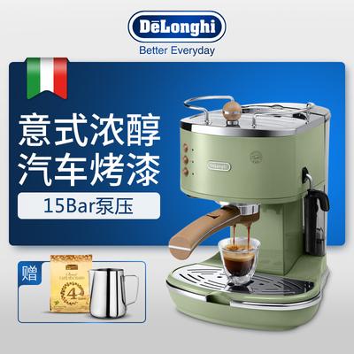 半自動咖啡機意式打奶泡