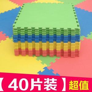 图案四季家用泡沫塑料地铺简约婴儿学爬行地垫满铺冬季卡通拼板