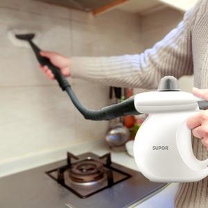 苏泊尔高温蒸汽清洁机家用厨房抽油烟机神器清洗机高压消毒机杀菌