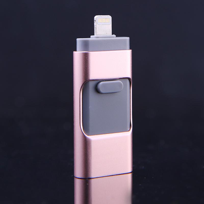 加密蘋果手機u盤32G電腦兩用安卓iPhone8/7/6/ipad外接內存擴容器