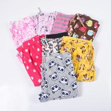 Random colors, autumn and winter, ladies, fleece, cute pajama pants, loose casual pajamas, home pants