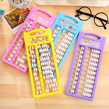 Creative Primary School Children's Early Childhood Education Abacus Mental Arithmetic Stationery Teaching Mathematics Learning Goods Award Wholesale