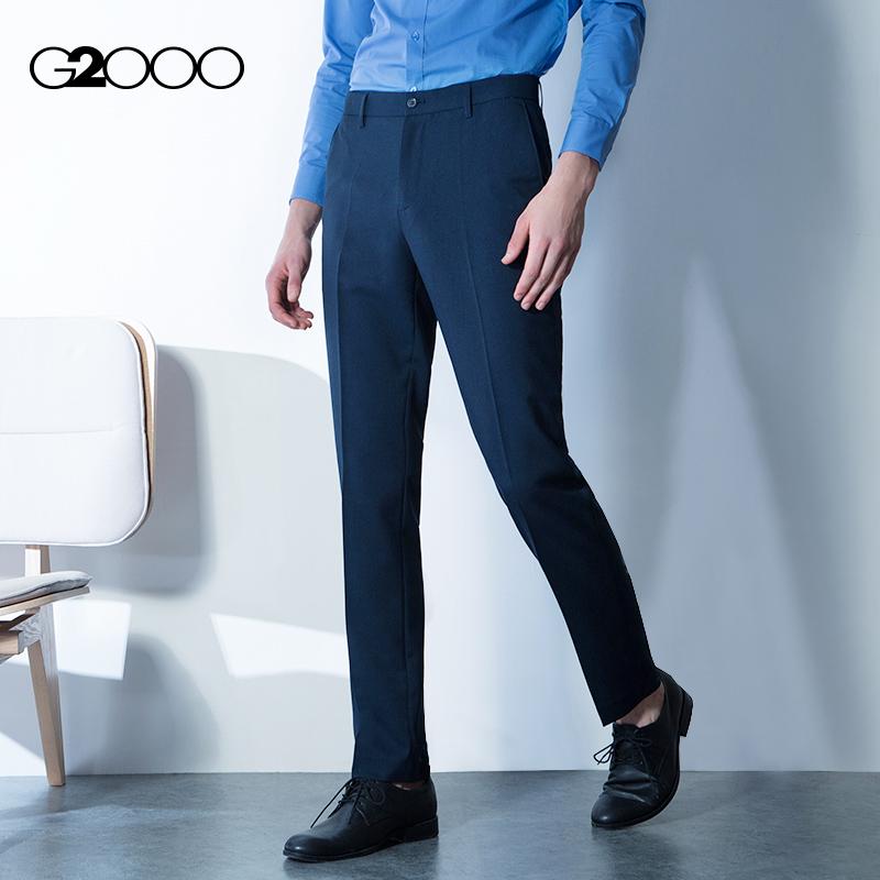 秋款男装西裤