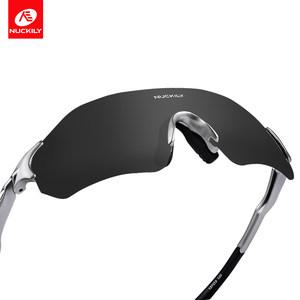 NUCKILY 骑行眼镜户外运动防风沙护目镜太阳镜山地自行车眼镜装备