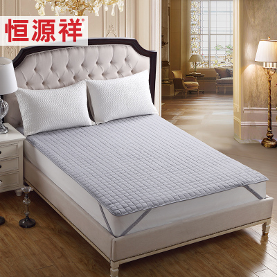 恒源祥家纺 1.8m床垫单人学生宿舍软床垫 双人1.5米垫子床品床褥