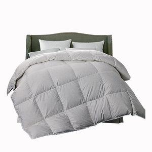 恒源祥家纺 羽绒被95白鹅绒被全棉婚庆双人被芯保暖加厚冬季被子