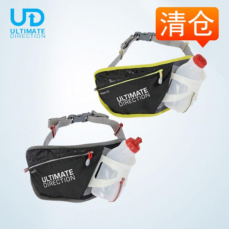 特价美国Ultimate Direction/UD户外跑步单水壶腰包 越野跑腰带包